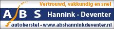 Banner Hannink lokaal blok half banner