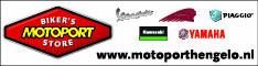 Banner Motoport Hengelo lokaal blok half banner