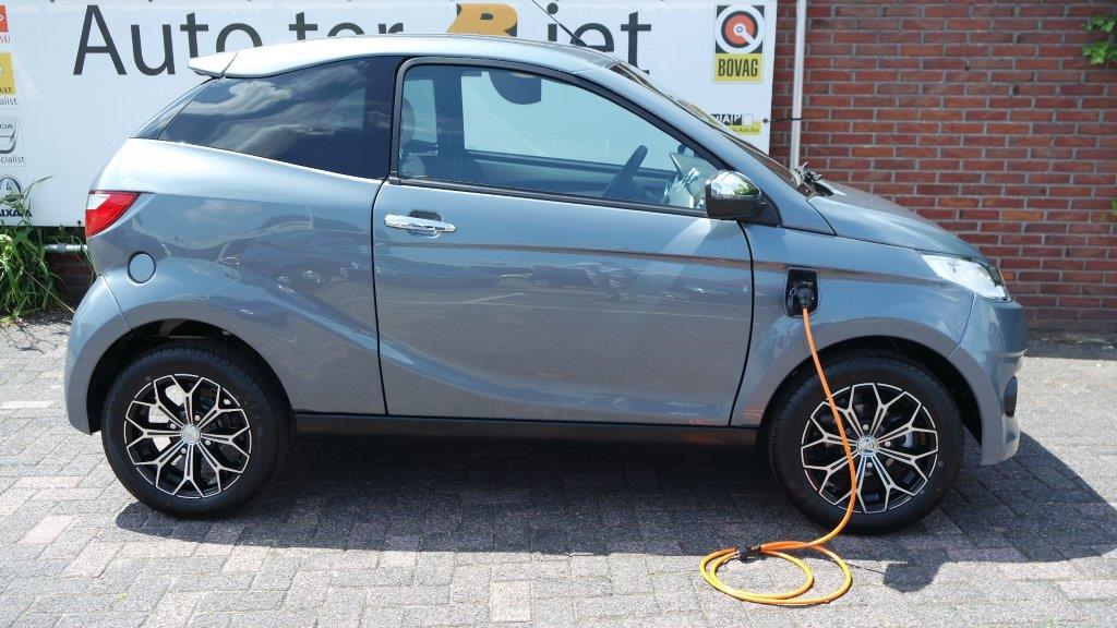 Elektrische Aixam Bij Auto Ter Riet Autopaper Meer