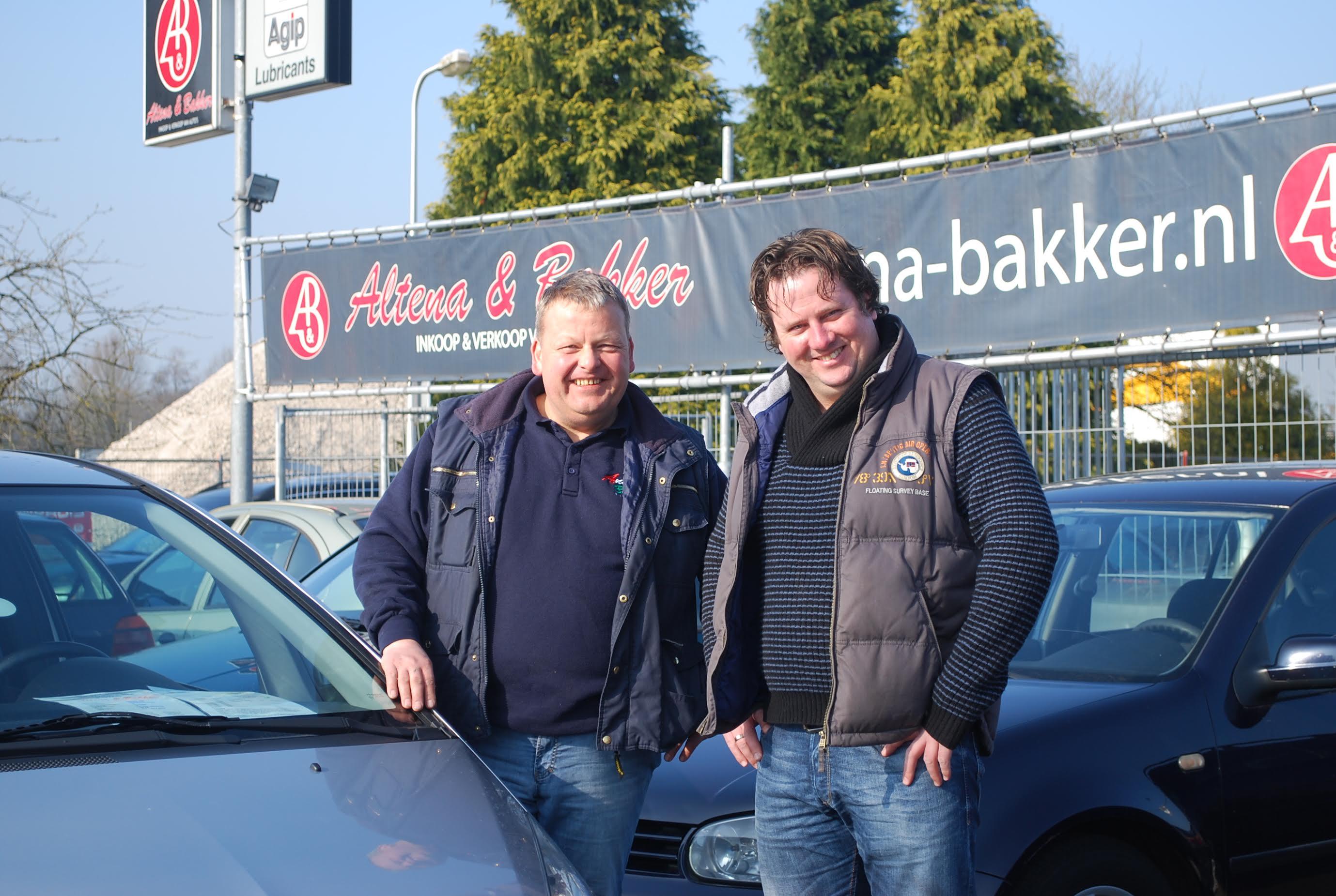 Garage Bakker Apeldoorn : Altena bakker voor occasions en onderhoud autopaper meer