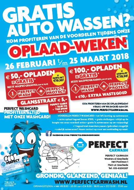 Milieuvriendelijk Auto Wassen Bij Perfect Carwash Autopaper Meer