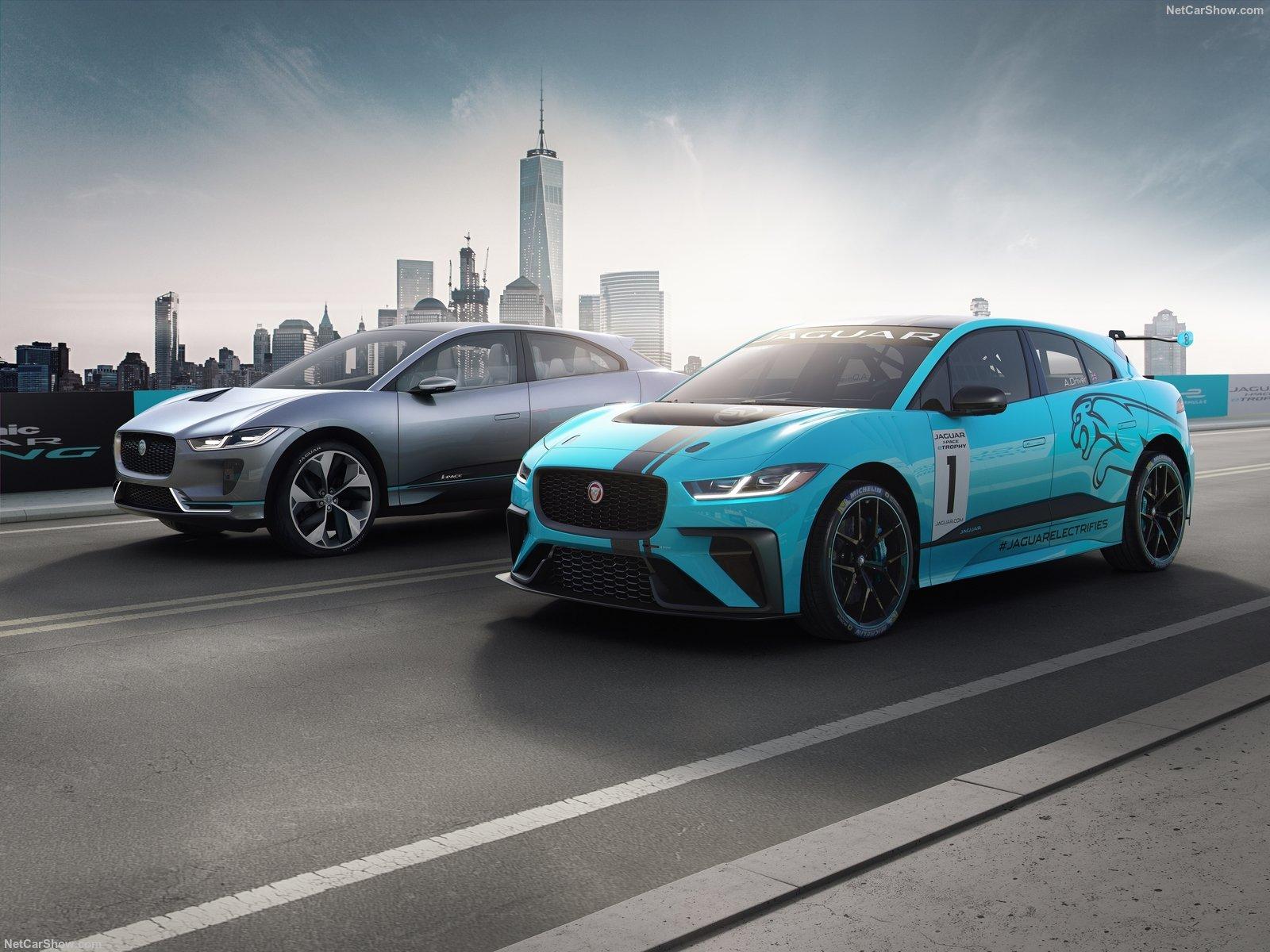 De Nieuwe Jaguar I Pace Is In Slechts Drie Kwartier Op Te Laden