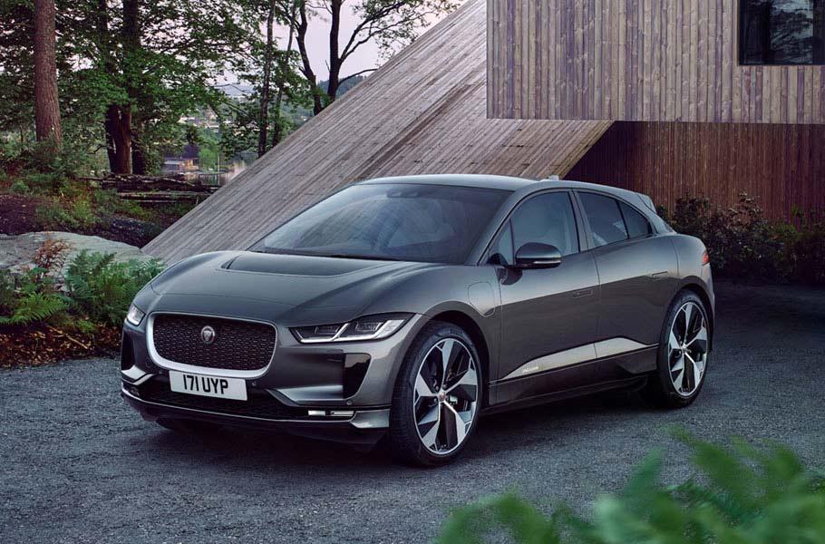Jaguar I Pace Nu Te Bestellen Met Slechts 4 Procent Bijtelling