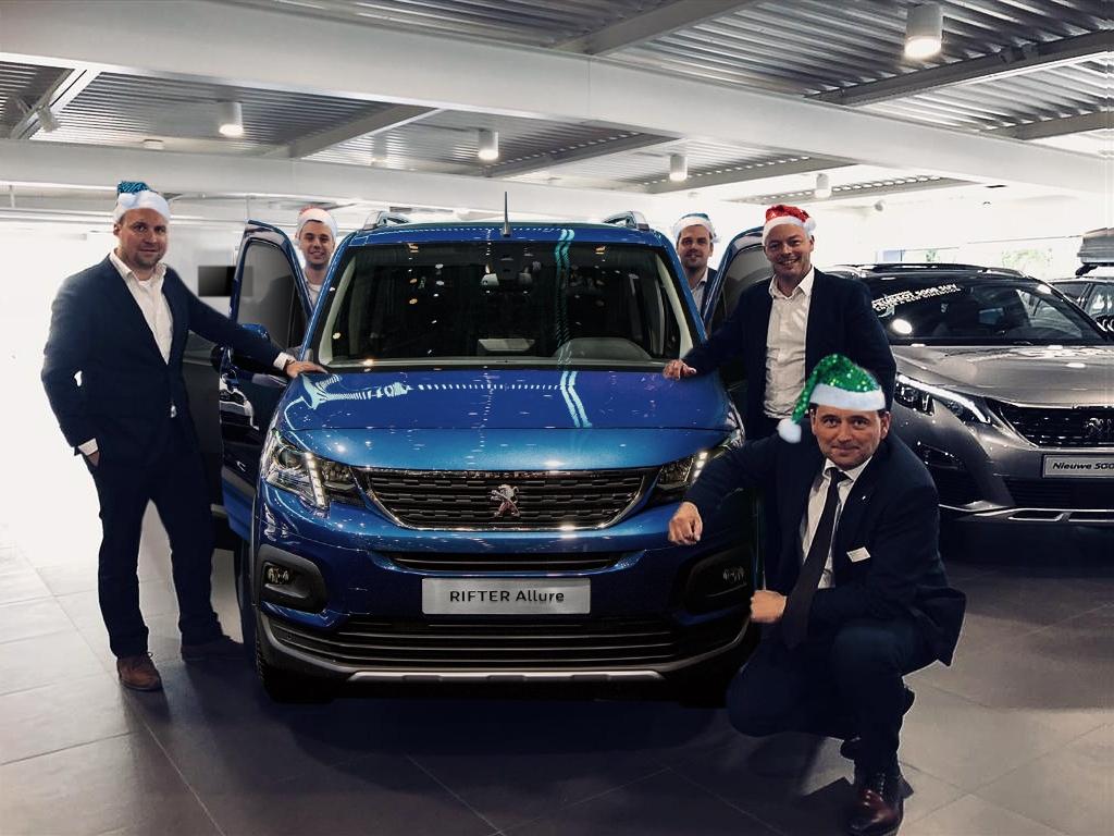 Peugeot Heeft De Prijzen Van De Nieuwe Rifter Bekend Gemaakt